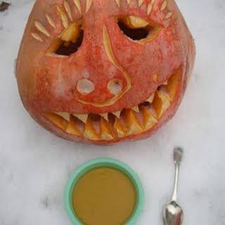 Curried Pumpkin Soup.