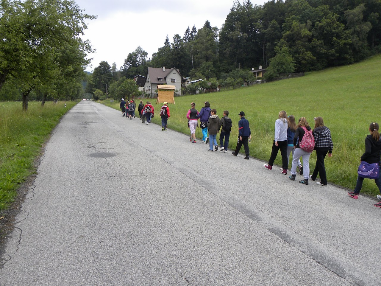Tábor - Veľké Karlovice - fotka 119.JPG