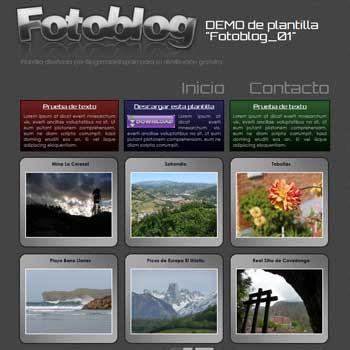 diseño de blogs blogger
