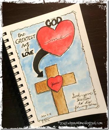 Gratitude52 Prompt 6 Greatest Love