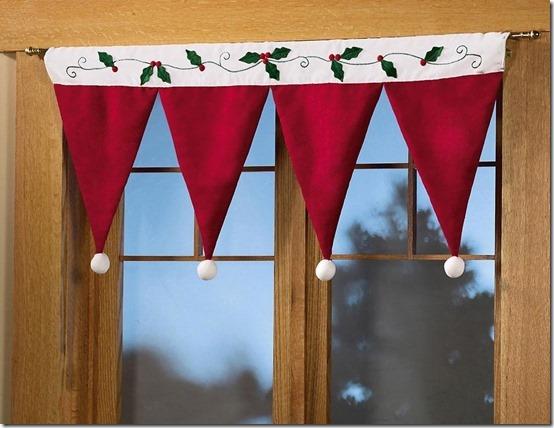 decoracion de puertas y ventanas navidad  (3)