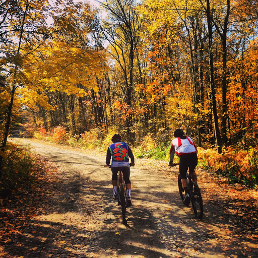 Beautiful fall riding on Sunday, October 13th.
