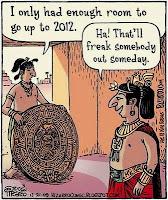 Mayan Calendar 2012 bug