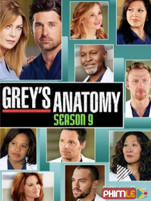 Phim Ca Phẫu Thuật Của Grey 9 - Grey's Anatomy Season 9 (2012)