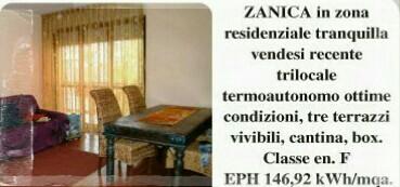 Bergamo Zanica vendita trilocale affare