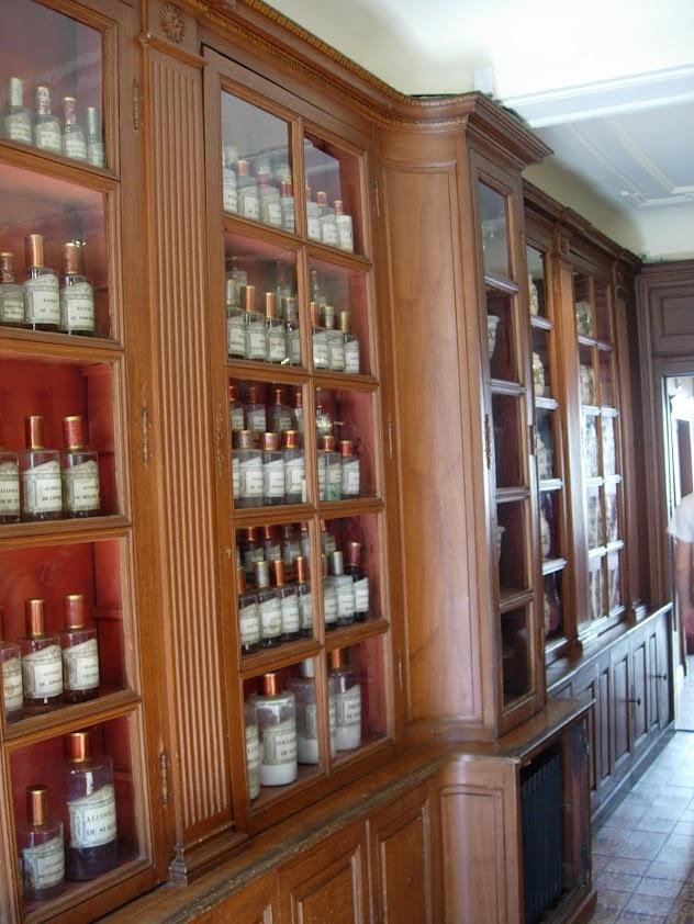 Pharmacie de l'Hôtel-Dieau à Beaune