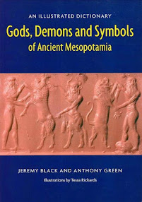 Cover of Jeremy Black's Book Gods, Demons and Symbols of Ancient Mesopotamia