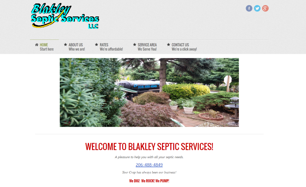 Blakley Septic Services