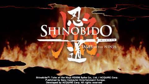Download Shinobido Tales Of The Ninja PPSSPP/ISO