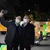 Tassano y Lanari inauguraron nueva señalética y múltiples mejoras en la plaza Cabral