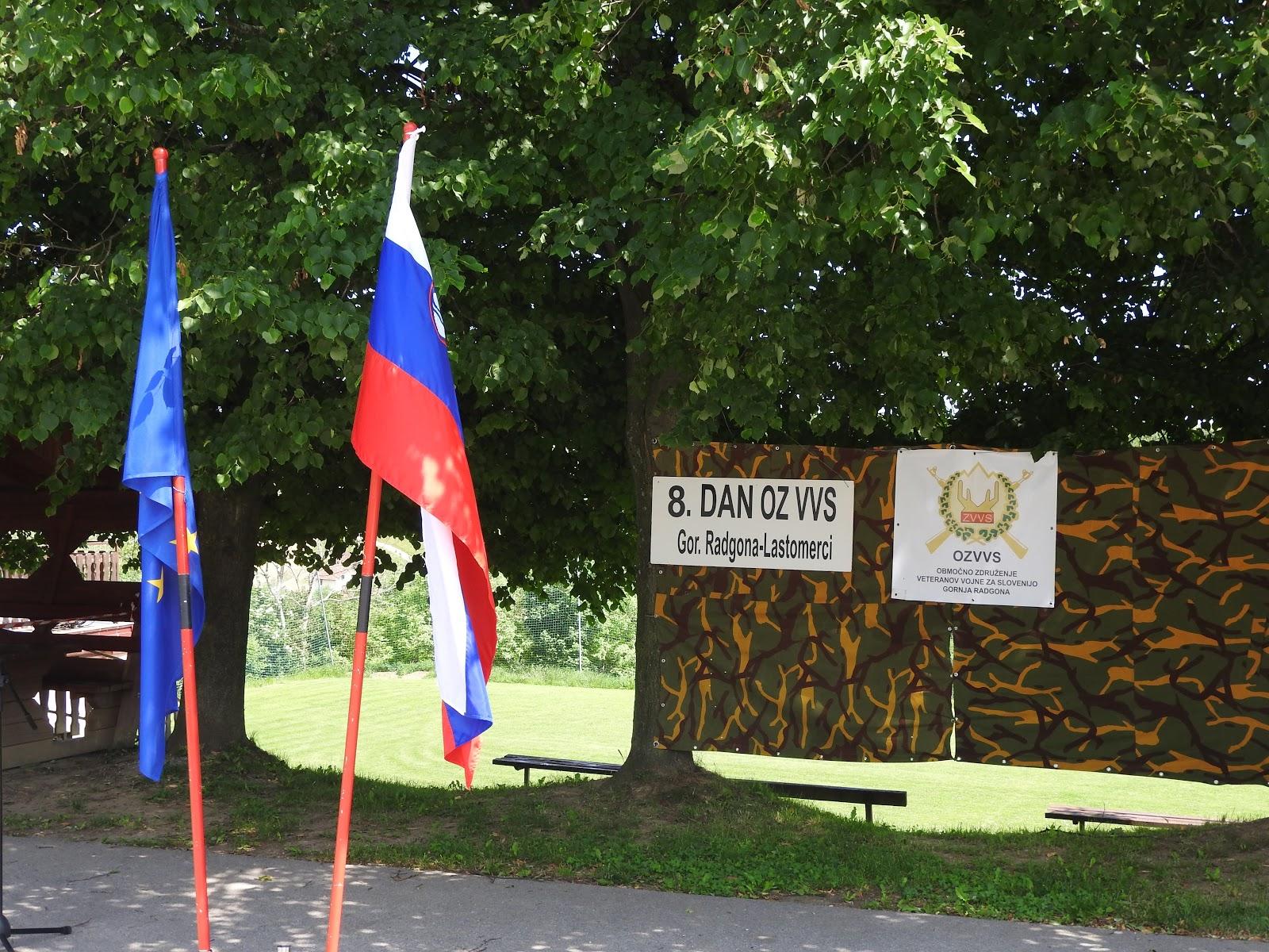 8. dan veteranov OO ZVVS Gornja Radgona - Foto M. Novak