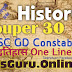 SSC GD one Liner History Questions Hindi Me | Important Super 30 Questions