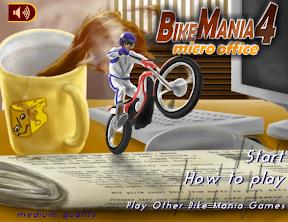 瘋狂摩托車4: 辦公室篇
