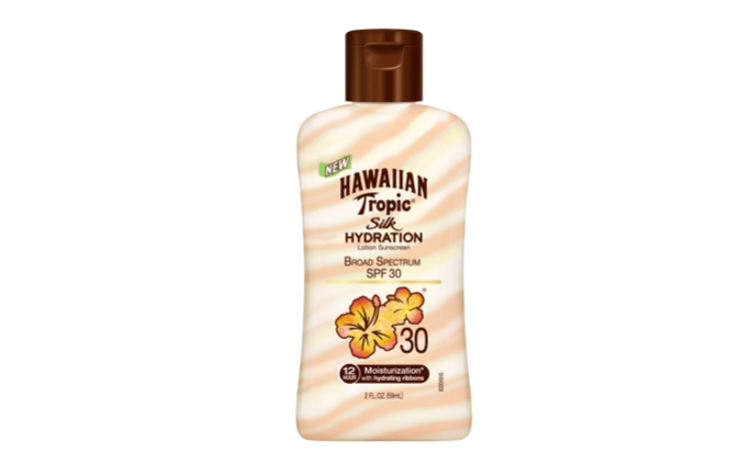Review: Hawaiian Tropic Silk Hydration Lotion Sunscreen