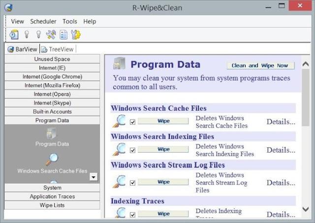 R-Wipe & Clean 20.0 Build
