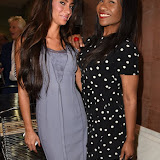 EmilioOIC - ENTSIMAGES.COM - Mitra Wicks - Editor in Chief of Elate magazine and Karen Bryson at the  Ella Jade Interiors Press Launch in Hampstead London 1st September 2015 Photo Mobis Photos/OIC 0203 174 1069