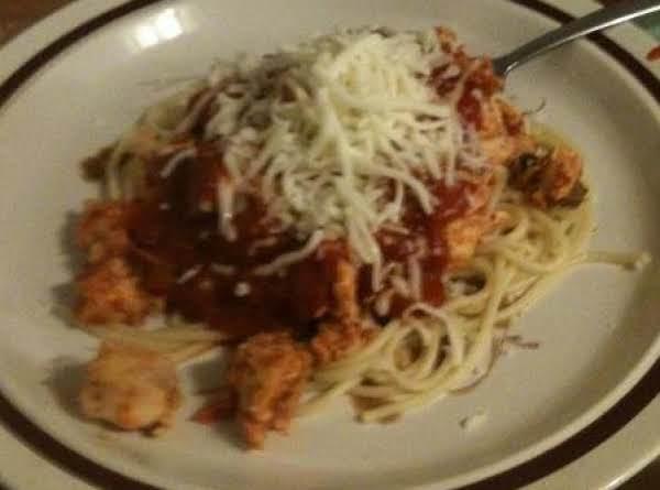 Kimmys Chicken Spaghetti!!!
