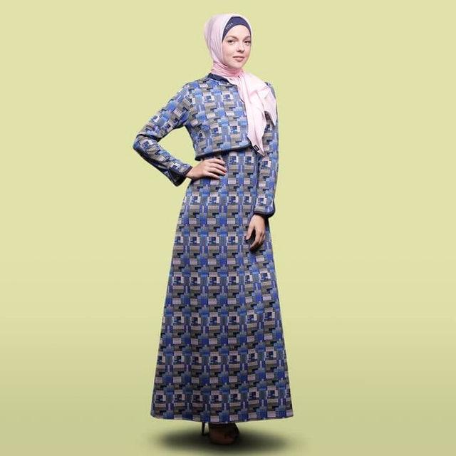 6. Zoya Fadiya Dress