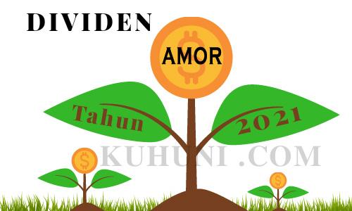 Dividen AMOR 2021