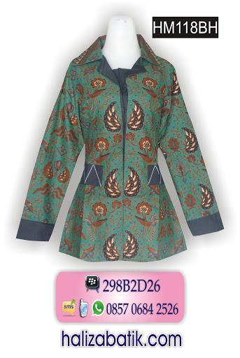 model baju batik, belanja batik online, mode batik