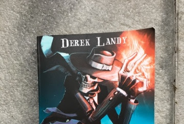 Rezension Skulduggery Pleasant 1