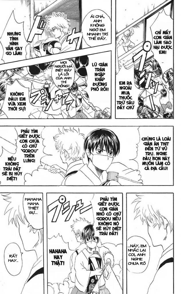 Gintama Chap 47 page 15 - Truyentranhaz.net