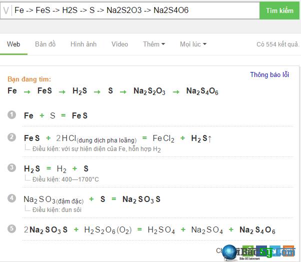 Hướng dẫn dùng trình duyệt Cốc Cốc để giải toán Hóa Học + Hình 3