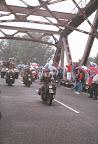 Harley Davidson corridor tour, Grave bridge - Market Garden 1994