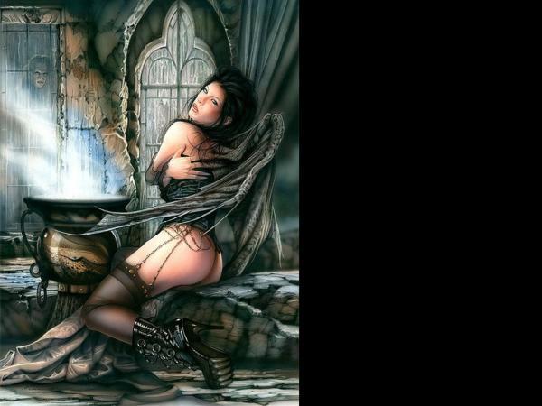 Black Princess Lady, Gothic