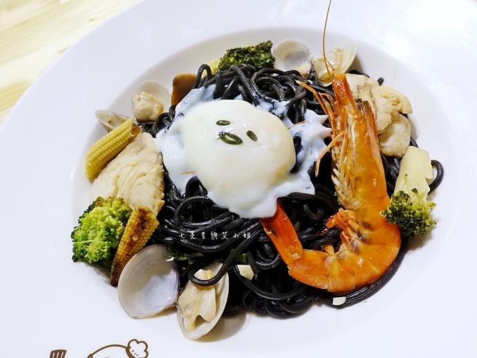 28 Gudetama Chef 蛋黃哥五星主廚餐廳 台北東區美食