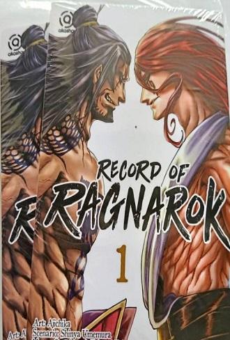 Record of Ragnarok Season 1 Complete Download 480p & 720p All Episode