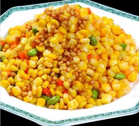 005-008-04Pine nuts corn