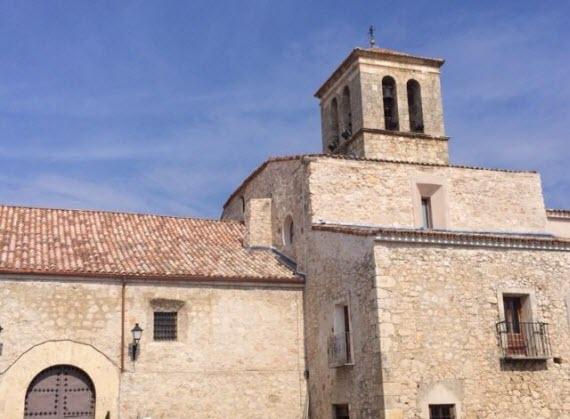 Restaurada la iglesia de la Asunción de Nuestra Señora de Carabaña