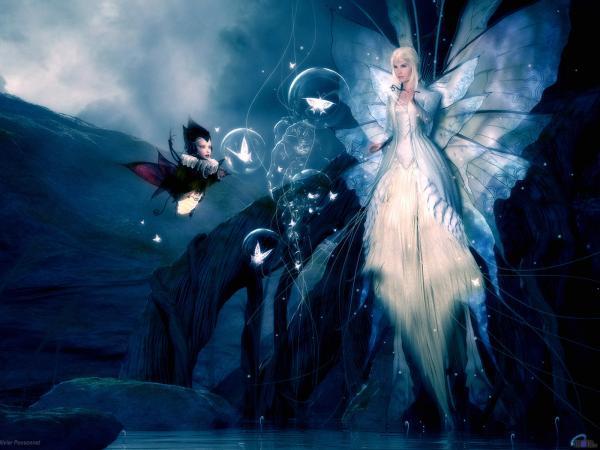 Hot Sprite Of Light, Fairies Girls 2