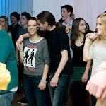 Příprava na závěrečný tanec