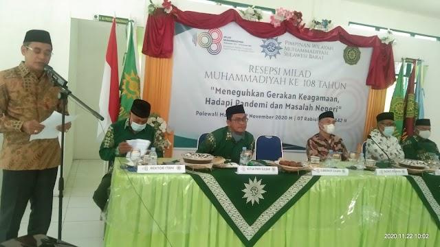 Milad Muhmamadiyah Ke-108, ITBM Polman Jadi Tuan Rumah