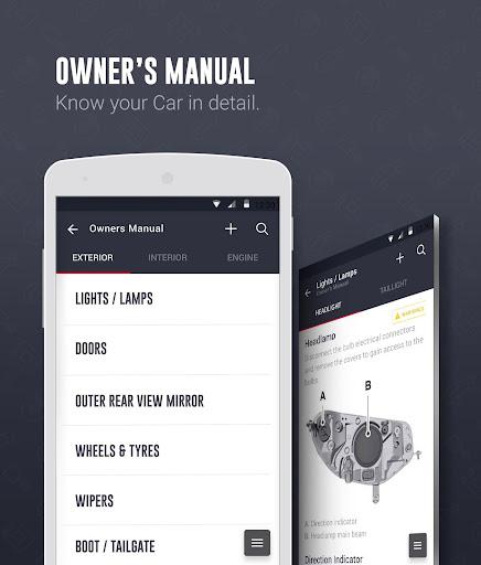 Swift Manual by CarBuddy screenshot 1