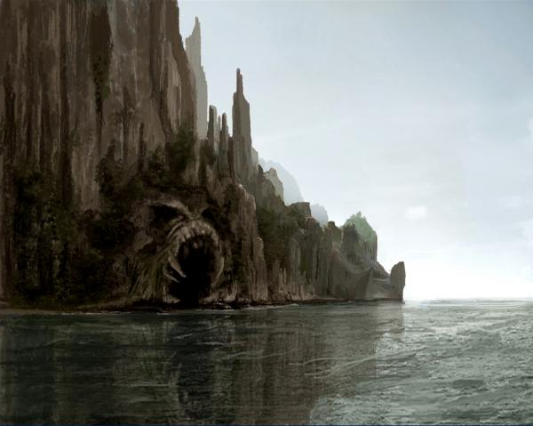 Cave Of Monsters, Magical Landscapes 1