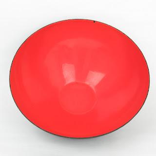 Krenit Denmark Red Serving Bowl
