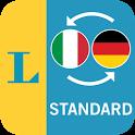 Italian - German Translator Dictionary Standard icon