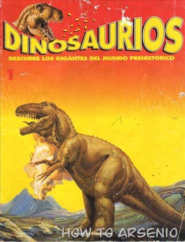 P00002 - Dinosaurios #1