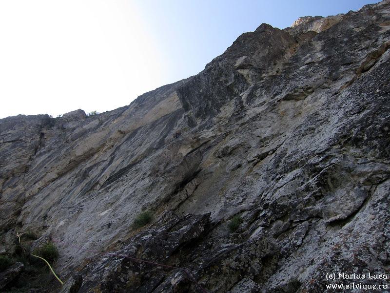 2014.08.30 - Buila - Paianjenul Galben (6B, 8-/8 A1/A2, 10lc)