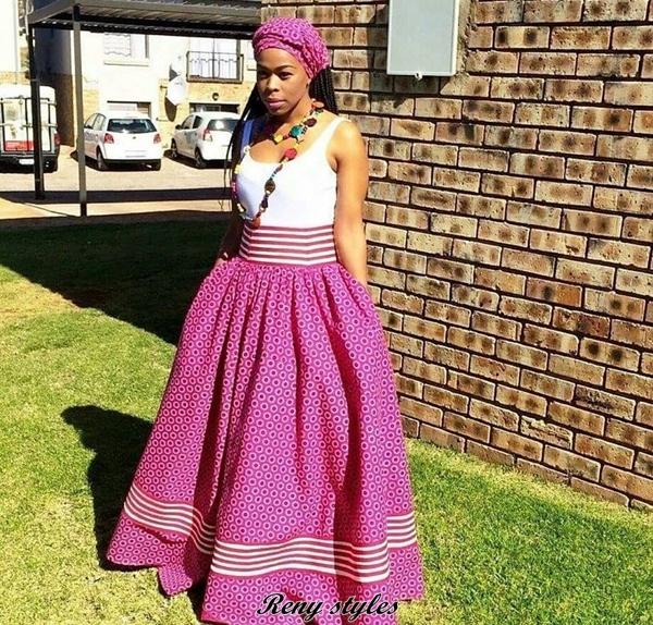 Shweshwe dresses 2018 images