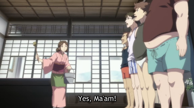 Hanasaku Iroha Episode 7 Screenshot 20