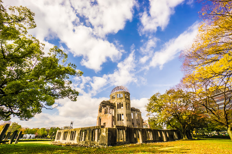 平和記念公園 原爆ドーム2