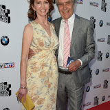 OIC - ENTSIMAGES.COM -  Jane Asher and Gerald Scarfe at the South Bank Sky Arts Awards in London 7th June 2015 Photo Mobis Photos/OIC 0203 174 1069