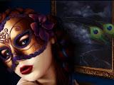 Beauty In A Mask