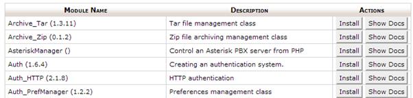 Ekstensi dan aplikasi PHP siap pakai