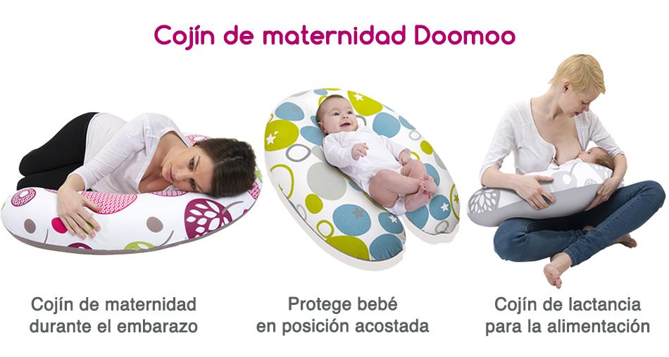 Cojín de maternidad Doomoo Babymoov