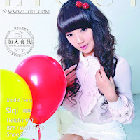 LiGui 2015.01.30 网络丽人 Model 司琪 [52+1P] cover.jpg